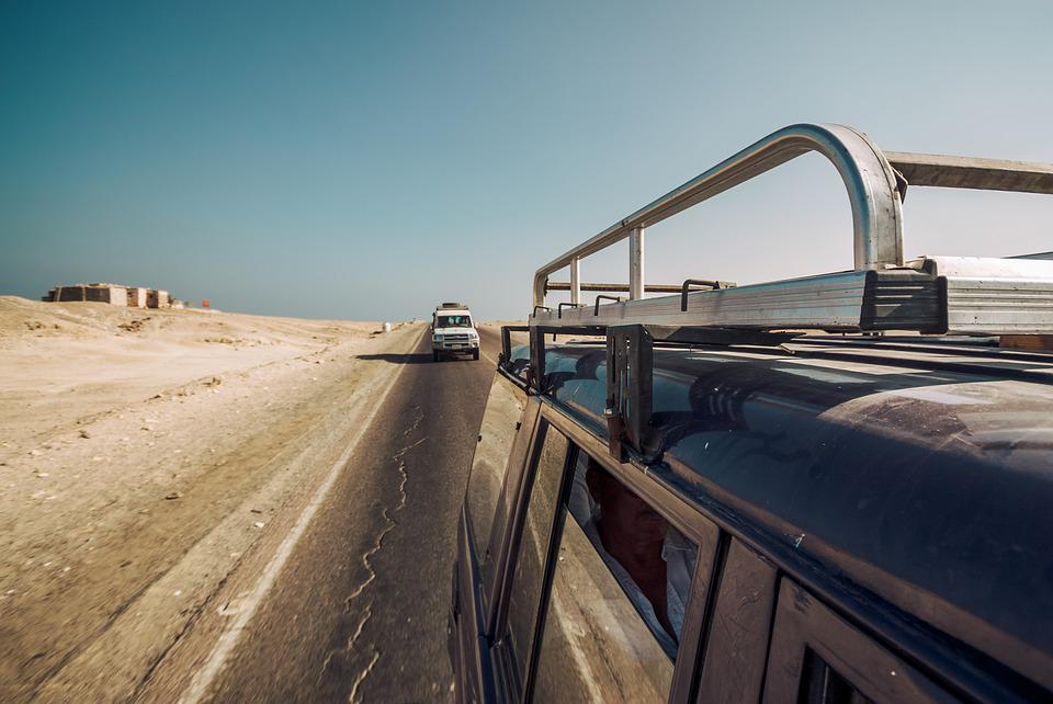 Safari, Jeep, Desert, Adventure, Sand, Offroad, Car