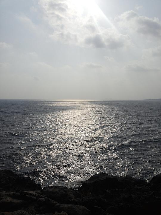 Sea, Sky, Jeju Island