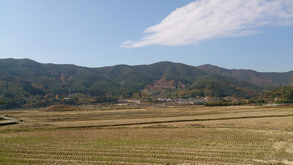 Gwangyang, Background, Landscape, Jeolla-do