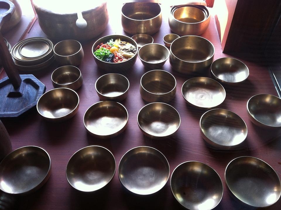 Jeonju, Brassware, Bibimbap