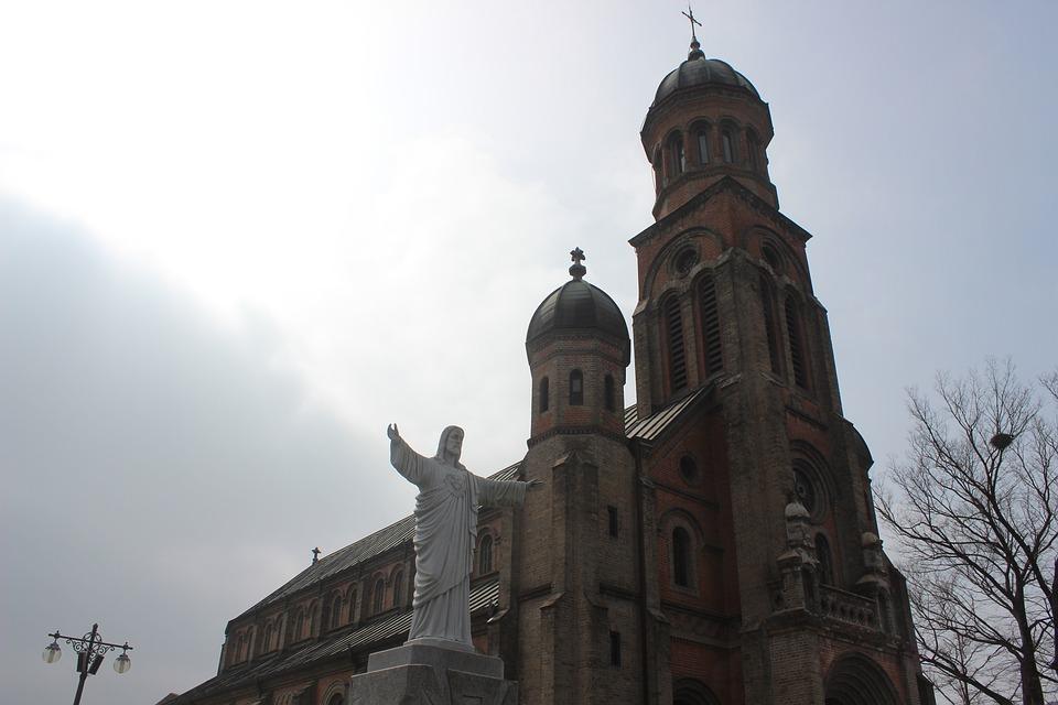 Electric Cathedral, Jeonju, Hanok Village