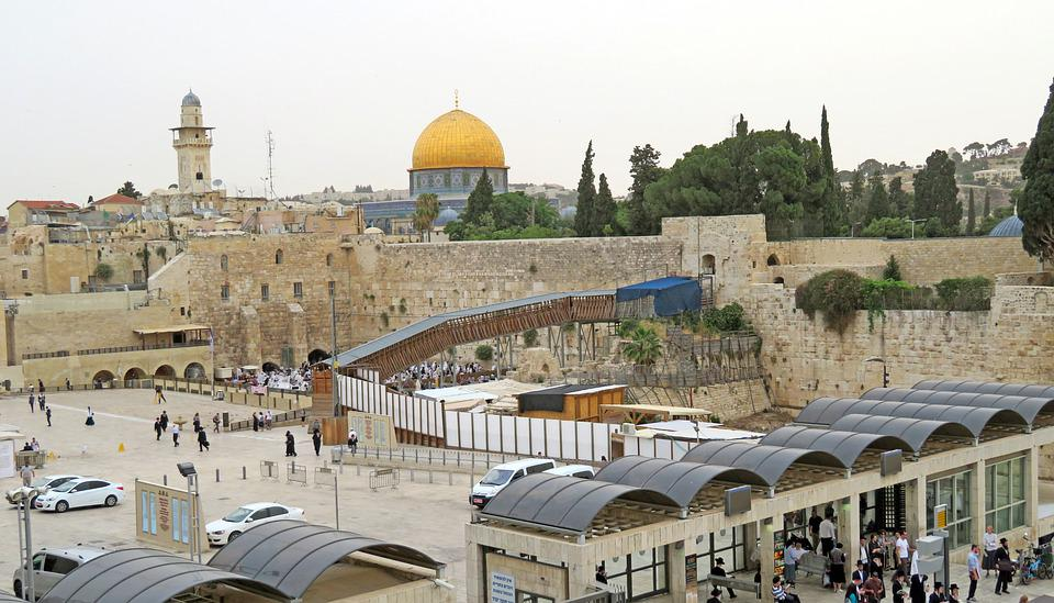 Wailing Wall, Western Wall, Israel, Jerusalem, Temple