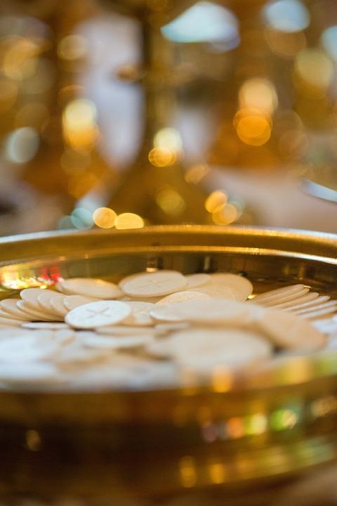 Communion, Wafers, Christianity, Sacrament, Jesus
