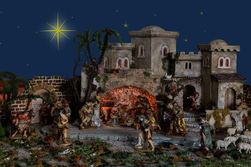 Free photo Jesus Christmas Crib Bethlehem Jesus Birth - Max Pixel