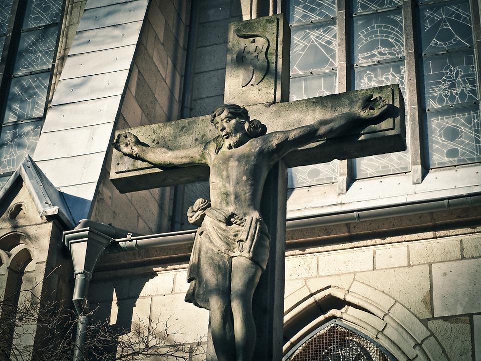 Church, Cross, Jesus, Faith, Religion, Christianity
