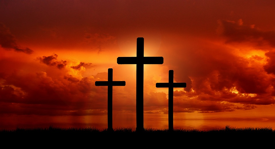 Crosses, Crucifixion, Resurrection, Easter, Jesus