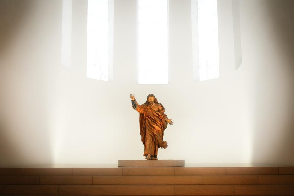 Resurrection, Easter, Jesus, Christ, Church, Religion