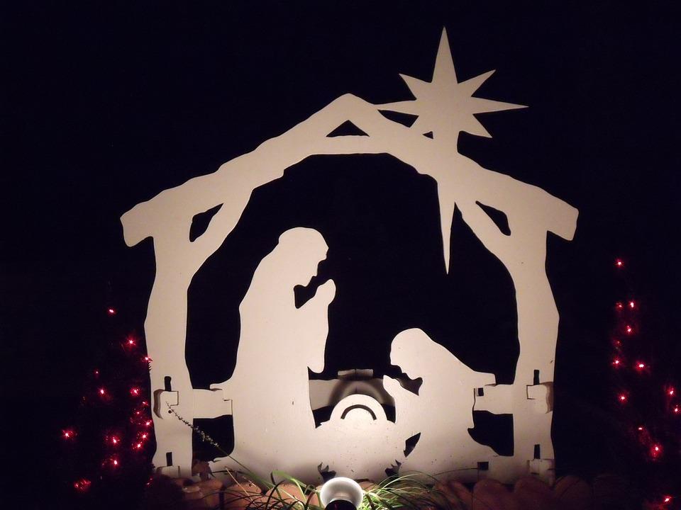 free photo jesus manger christmas max pixel