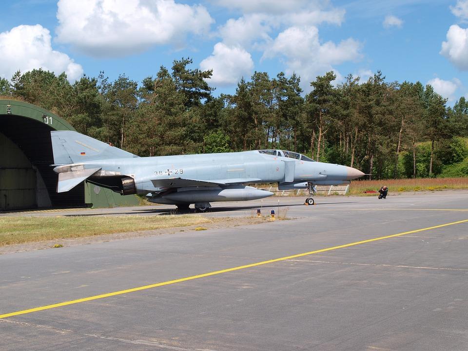 Phantom, Aircraft, Jet Fighter, Jet, Air Force