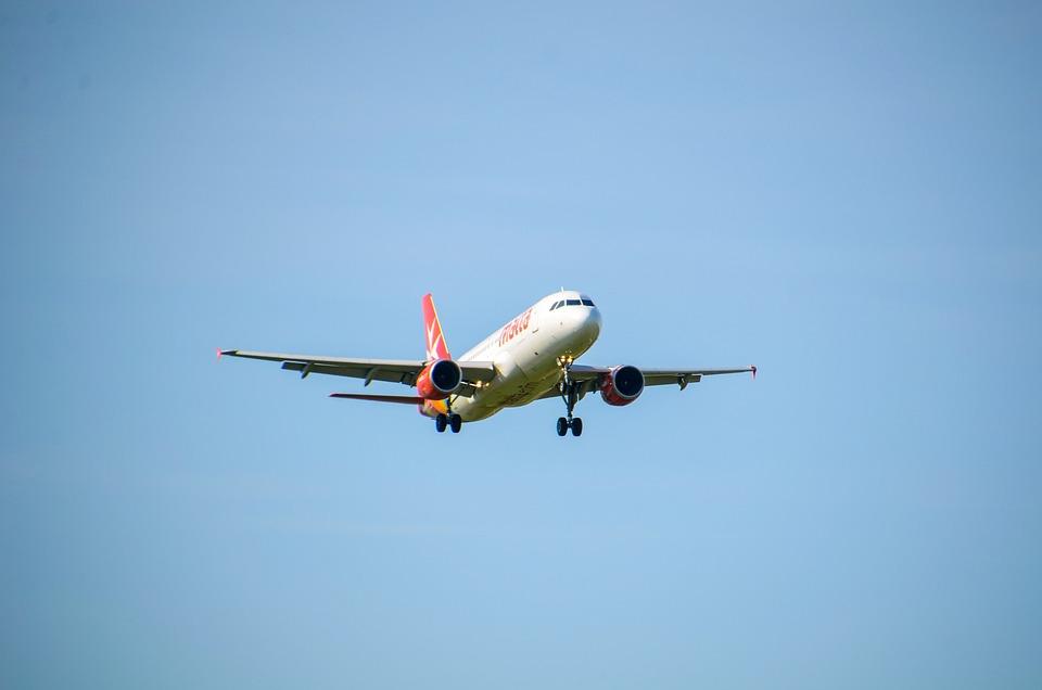 Aircraft, Jet, Air Malta, Travel, Flight