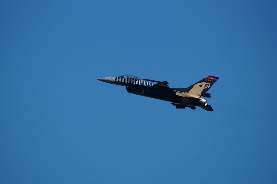 The Mad Turk, Raf Waddington, Jet