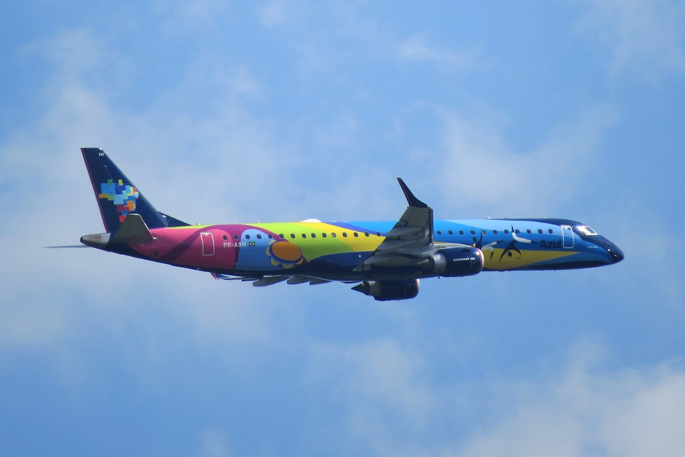 Plane, Trip, Transport, Jet, Tourism