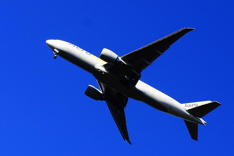 The Plane, Aircraft, Flight, Jet, Transport