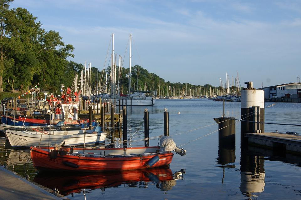 Port, Sea, Boats, Water, Fischer, Berth, Jetty