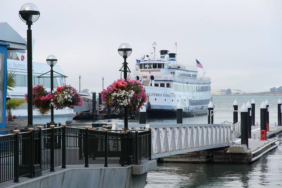 Boat, Ship, Dock, Jetty, Boats, Port