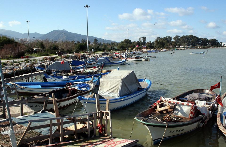 Fisherman, Boat, Dock, Jetty Fishing, Marine, Beach