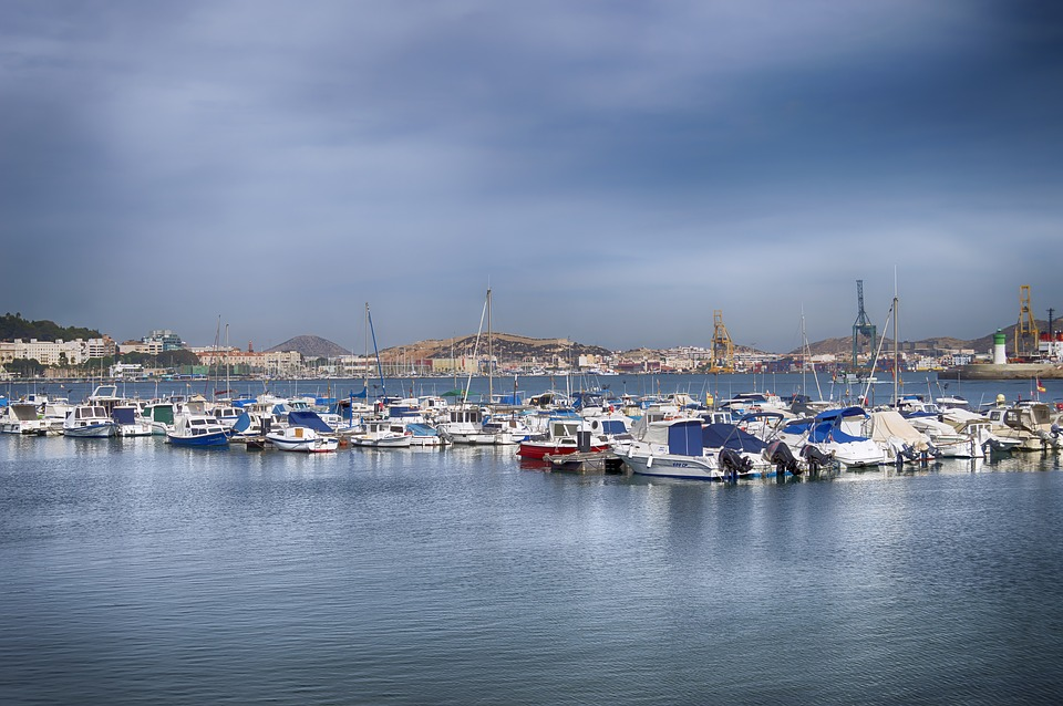 Boats, Jetty, Water, Port, Spring, Marina