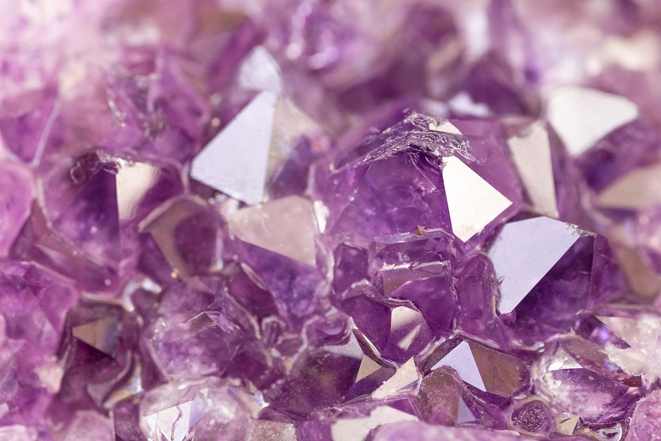 Jewel, Crystal, Amethyst, Stone, Quartz, Nature, Violet
