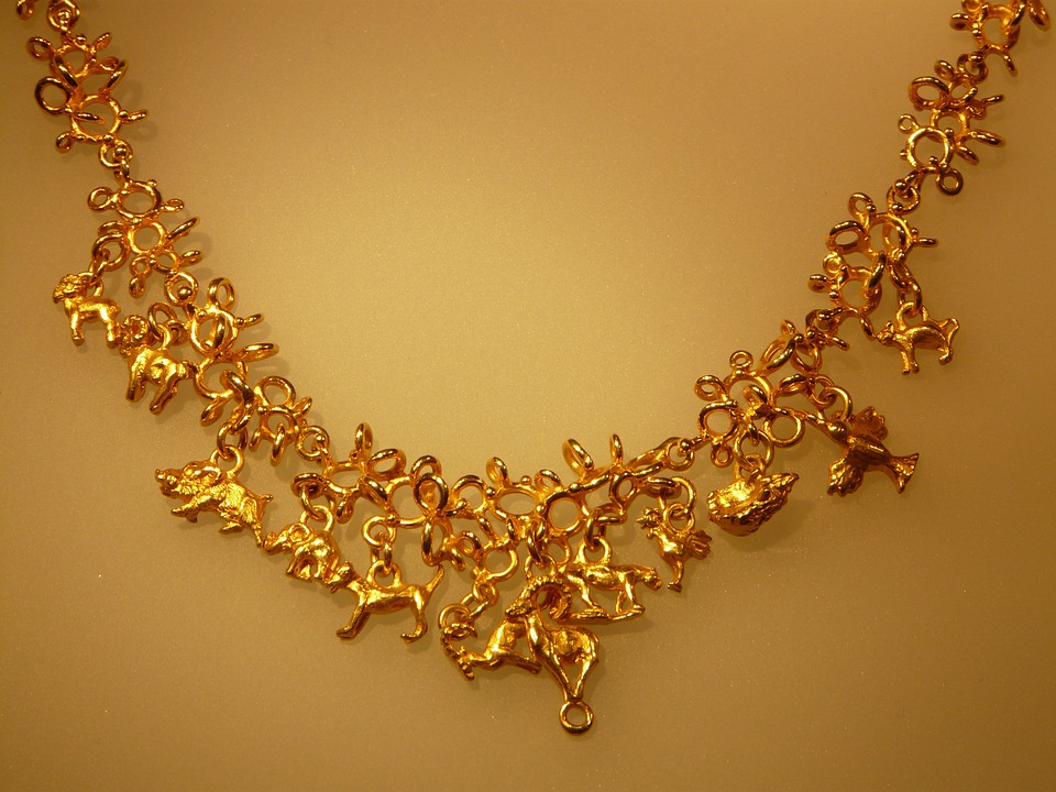 Gold Chain, Chain, Jewellery, Gold, Valuable, Expensive