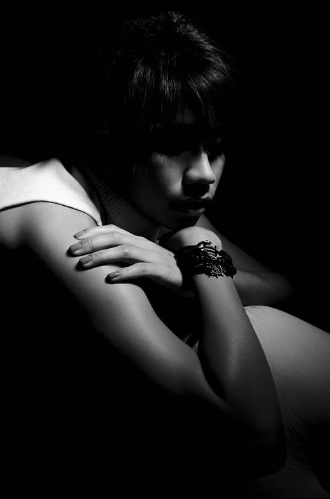 Black And White, Soft Light, Calm, Jewelry, Bracelet