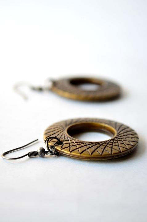 Earrings, Jewelry, Fashion, Luxury, Accessories