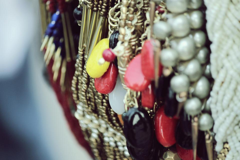 Jewels, Colorful, India, Jewelry, Decoration, Asia