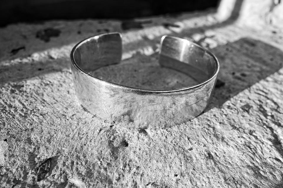 Cuff, Bracelet, Silver, Jewelry, Accessory, Ornament
