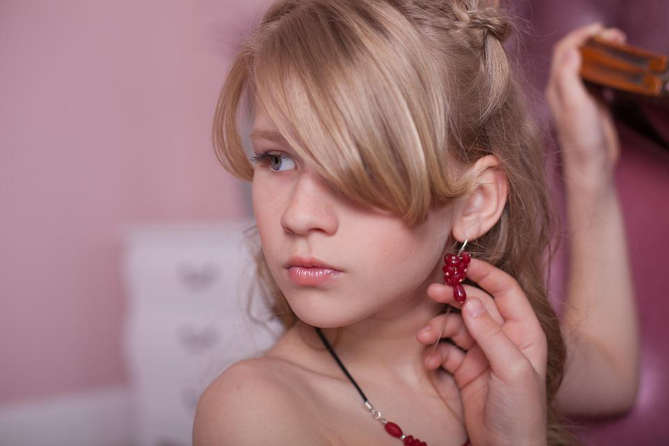 Roksosh, Jewelry, Beautiful Girl