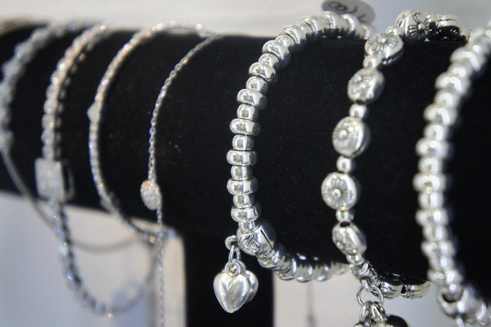 Jewelry, Silver, Jewel, Gift, Decoration, Bright