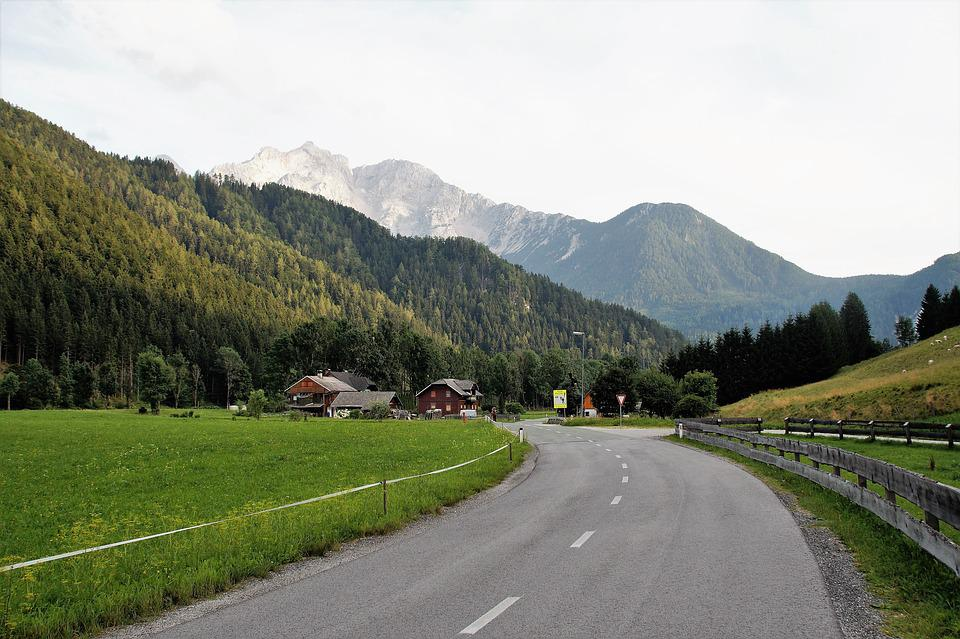 Jezersko, The Tourist Area, Slovenia, Julian Alps