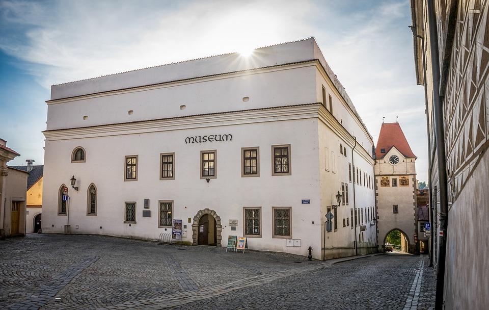 Jindrichuv Hradec, Bohemia, Czech Republic