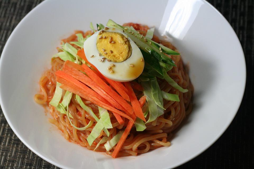 Jjolmyeon, If, Korean, Noodles, Noodle, If The