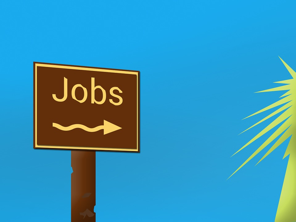 Jobs, Sign Board, Message