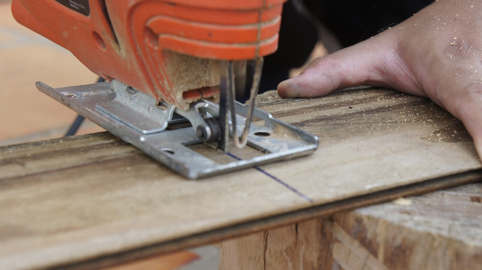Serra, Tico Tico, Blade, Wood, Work, Carpentry, Joinery