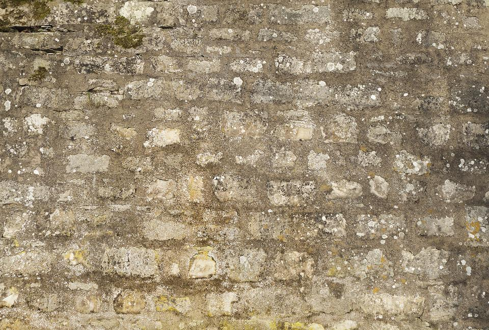 Wall, Stone Wall, Facade, Joints, Historically, Texture