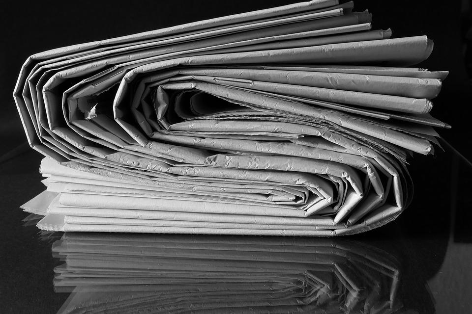 Paper, Education, Journalism, Pile, Article, Press