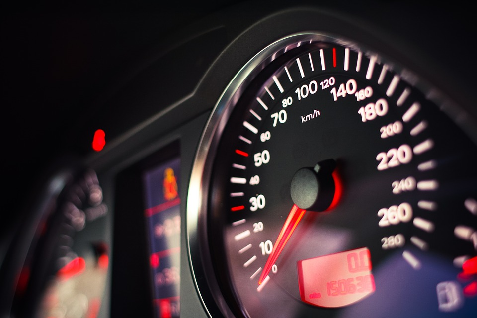 Speedometer, Car, Speed, Dash, Audo, Journey, Explore