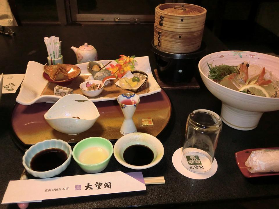 Japan, Japanese Food, Journey, Flour, Dinner, Japanese