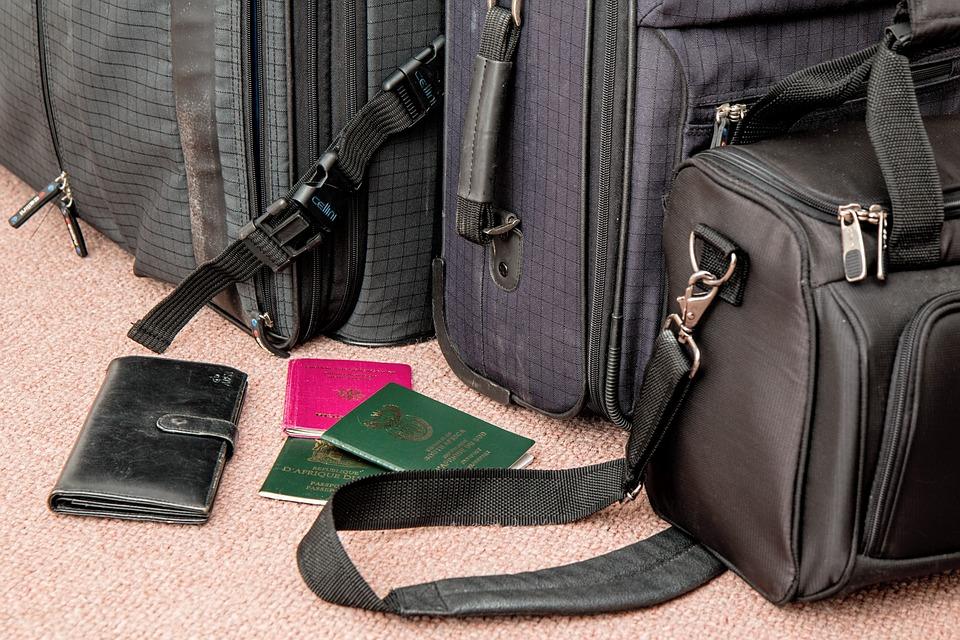 Suitcase, Travel, Bag, Luggage, Baggage, Journey