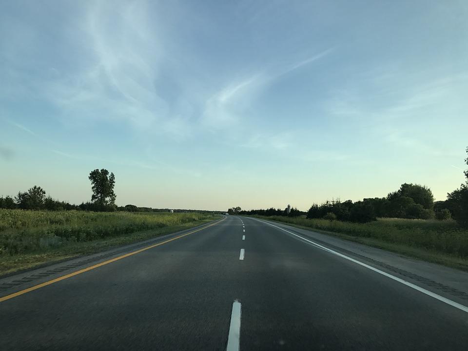 Road, Open Road, Road Trip, Highway, Travel, Journey