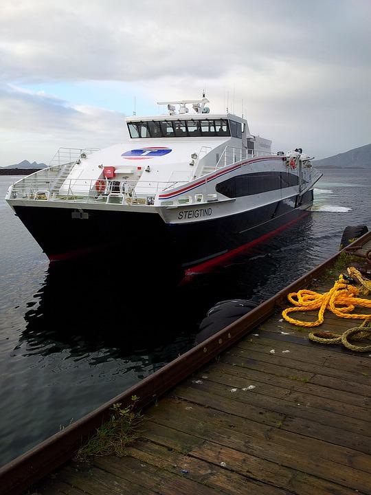 Port, Ship, Journey, Pier, Marina