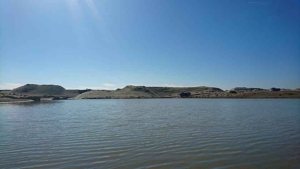 Waters, Sea, Landscape, Journey