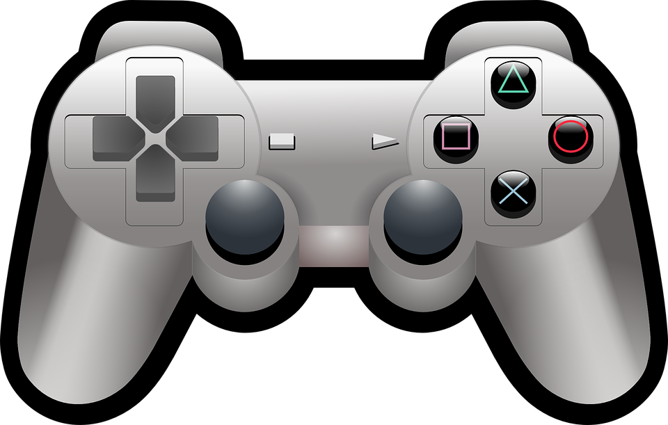 Controller, Joystick, Playstation, Video Game