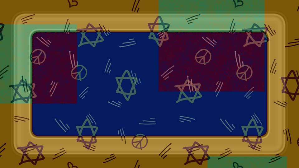 Star Of David, Magen David, Jewish, Judaism, Star