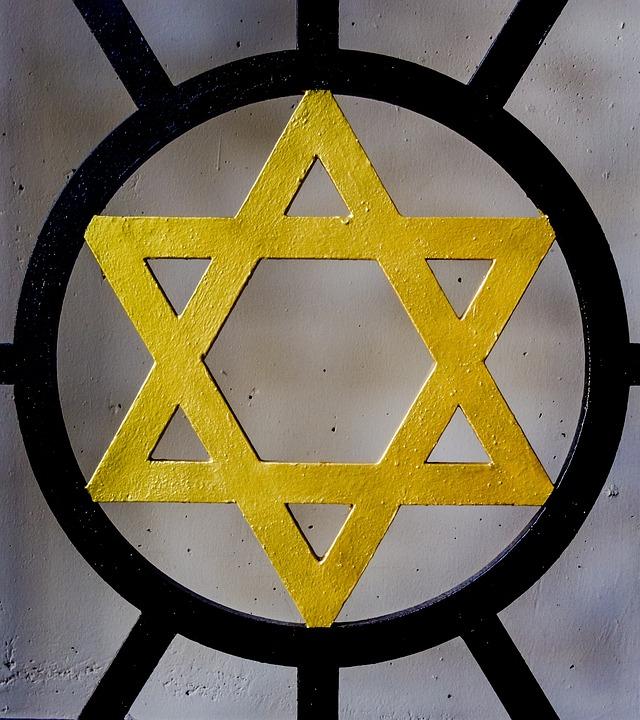 The Dodge Star And Jewish History: Free Photo Judaism Star Jews Commemorate Jewish Star