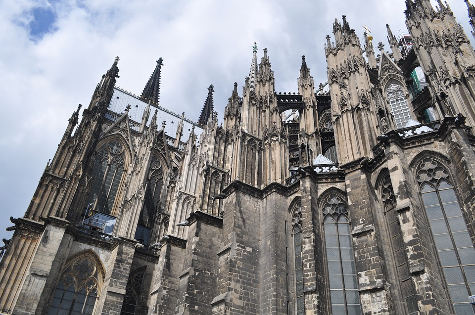 Cologne, Judgment, High, Building