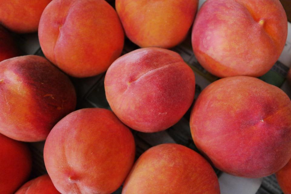 Peaches, Summer, Sweet, Fruit, Peach, Delicious, Juicy
