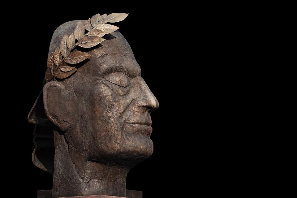 Sculpture, Statue, Art, Antiquity, Old, Julius Caesar