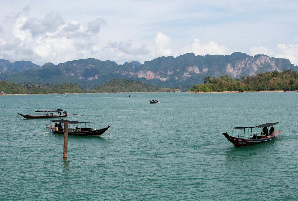 Thailand, Jungle, Thai, Backpacker, Find Underwaygs
