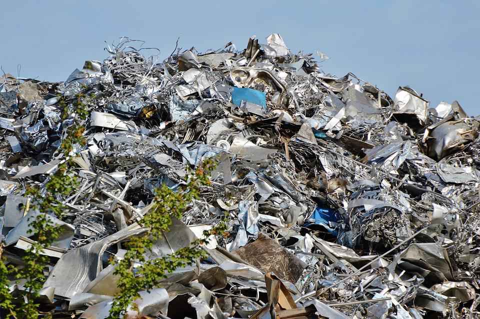Scrap, Junkyard, Scrap Metal, Recycling, Metal